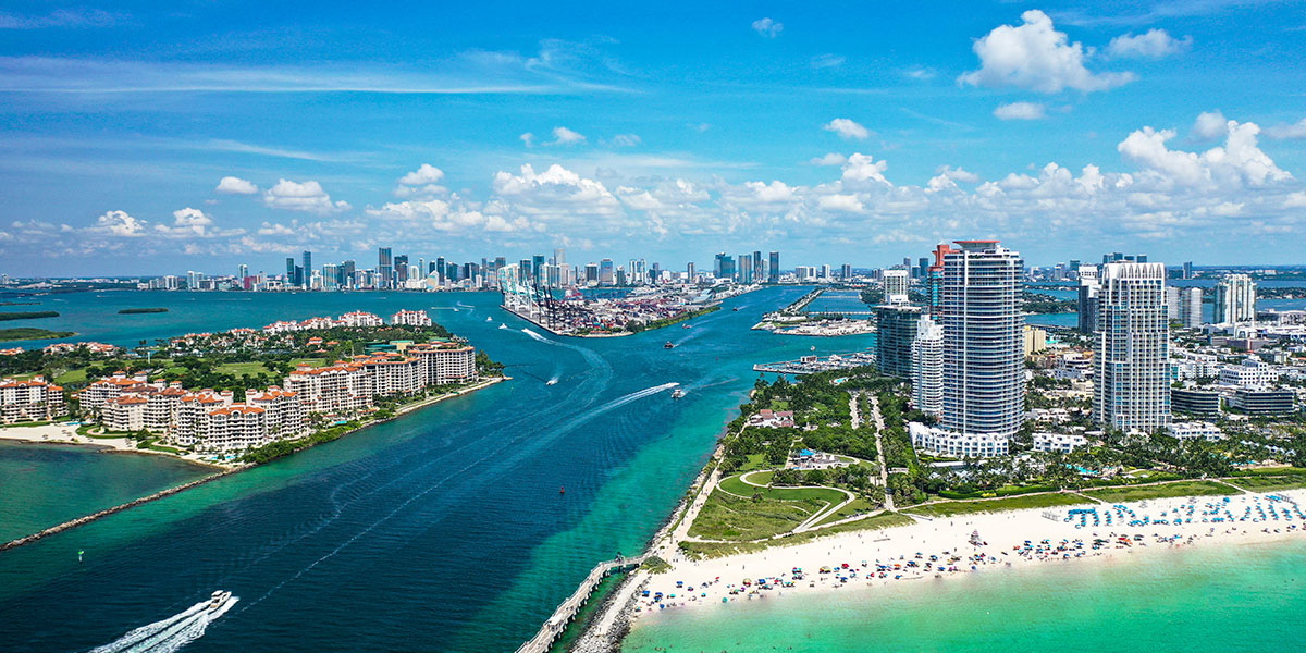 Greater Miami and The Beaches