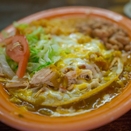 New Mexician Food