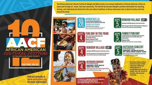 Festival graphic