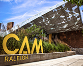 Exterior of CAM Raleigh