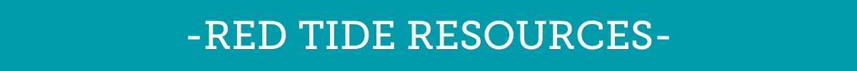 Red tide resources