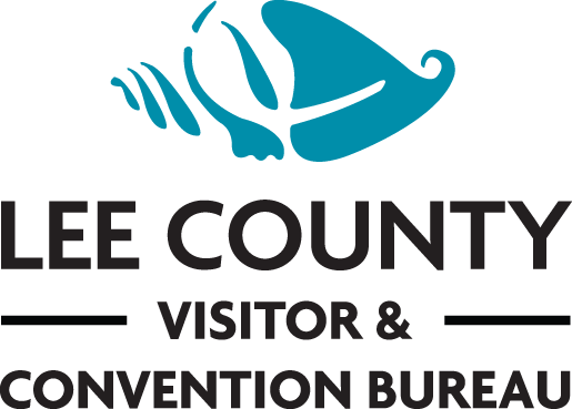 Lee County Visitor & Convention Bureau Logo