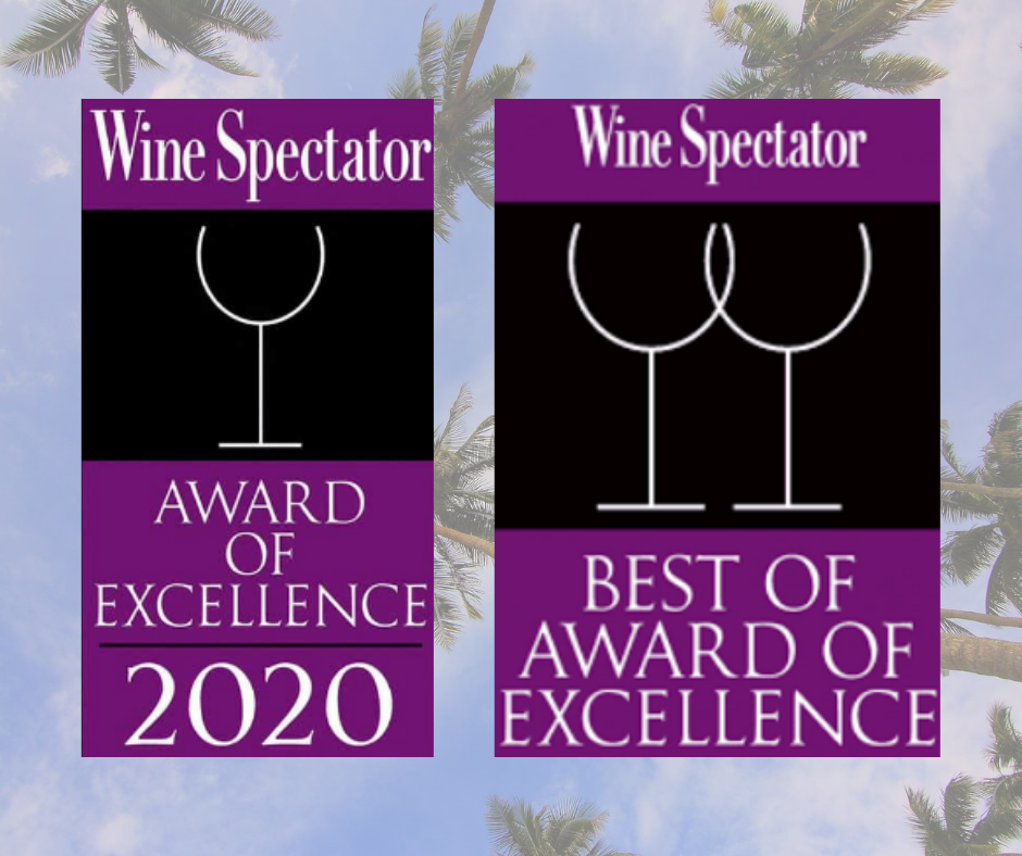 Local Wine Spectator winners