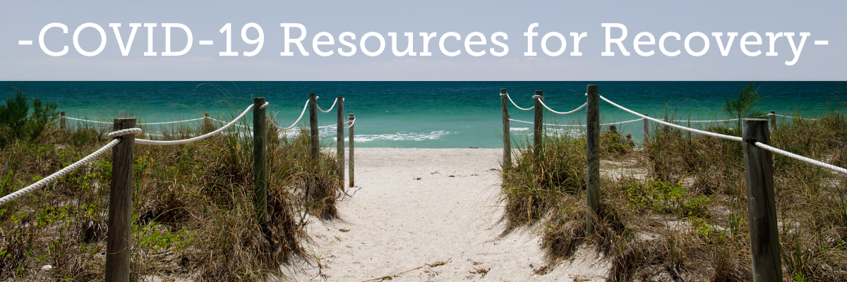 COVID-19 Resources for Recovery - Image Captiva Island