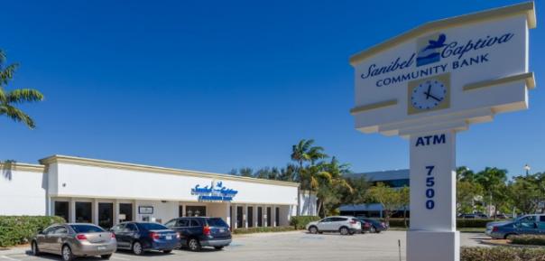 SANIBEL CAPTIVA COMMUNITY BANK DONATES OFFICE SPACE TO LOCAL NONPROFITS