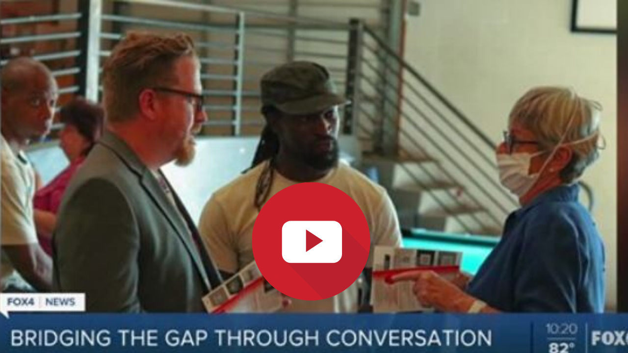 Bridging the gap through conversation