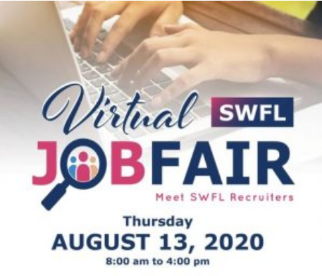Aug. 13 job fair