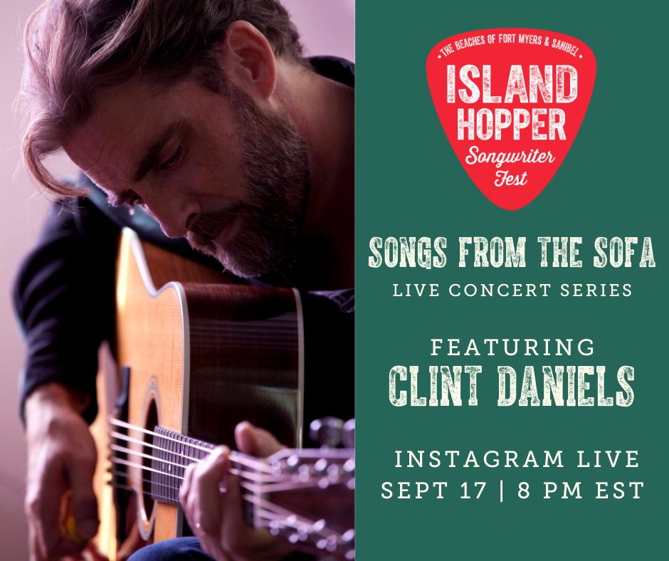 Songs from the Sofa, Sept. 17, Clint Daniels