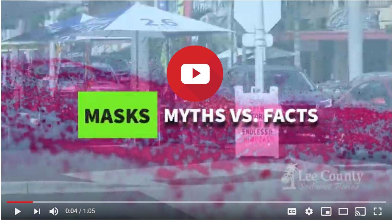 Masks vs myths video