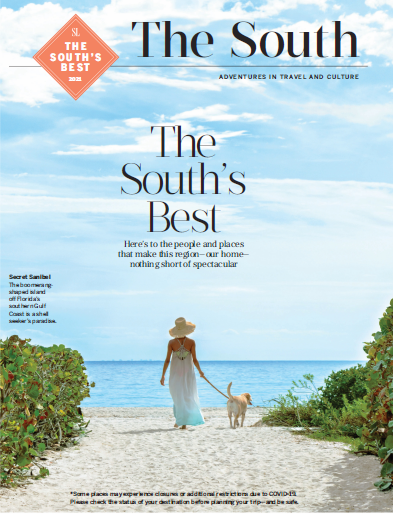 Southern Living's The South's Best article
