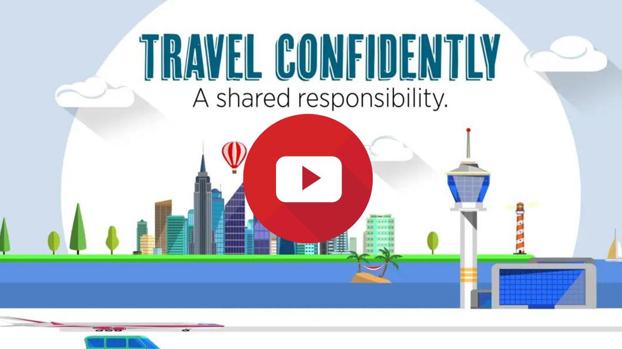 U.S. Travel Association Travel Confidently