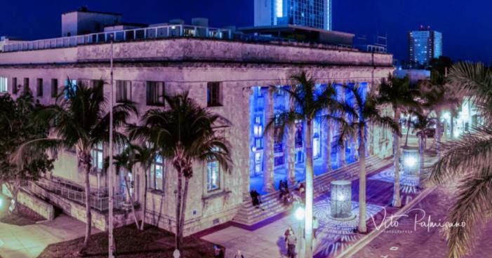 Sidney & Berne Davis Art Center rooftop opening