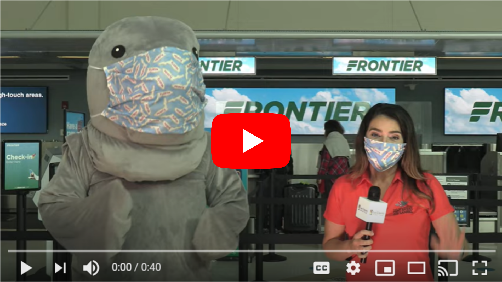 Fort Myers wins Frontier Airlines warm weather getaway contest