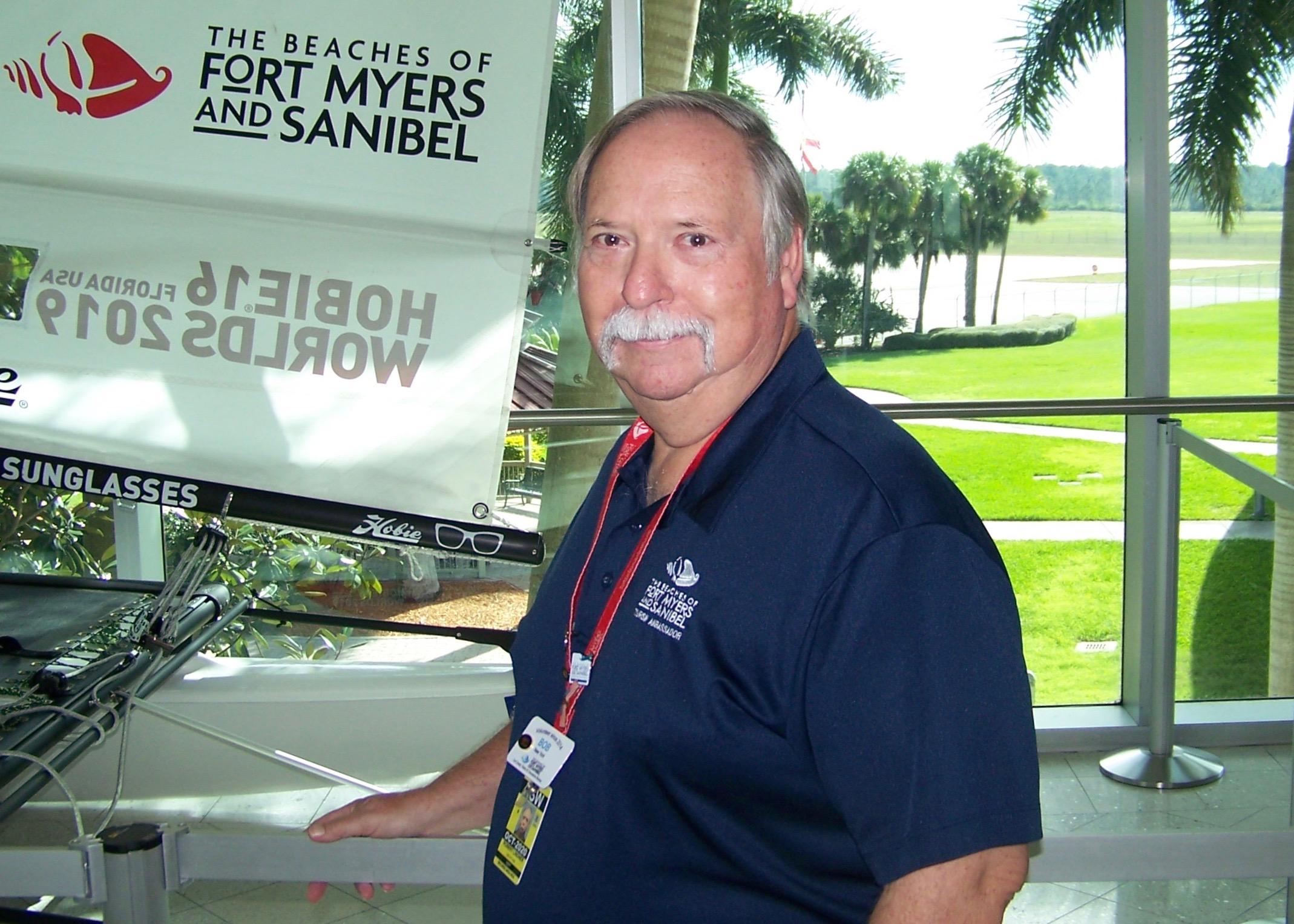 Volunteer - Bob Lindner
