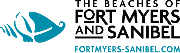 The Beaches of Fort Myers and Sanibel Logo with Website