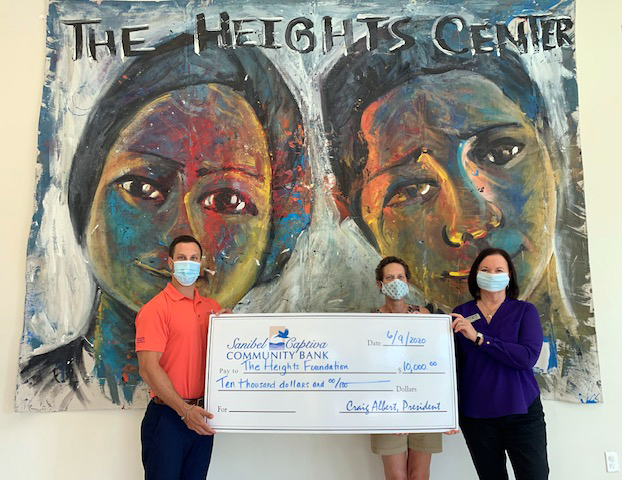 Sanibel Captiva Community Bank donates $100,000 to SWFL organizations