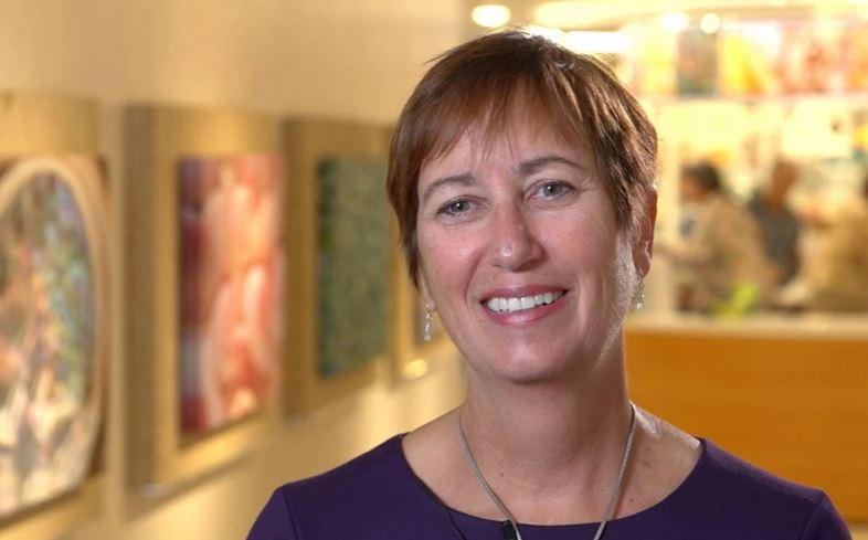Dorrie Hipschman, executive director, The Bailey-Matthews National Shell Museum
