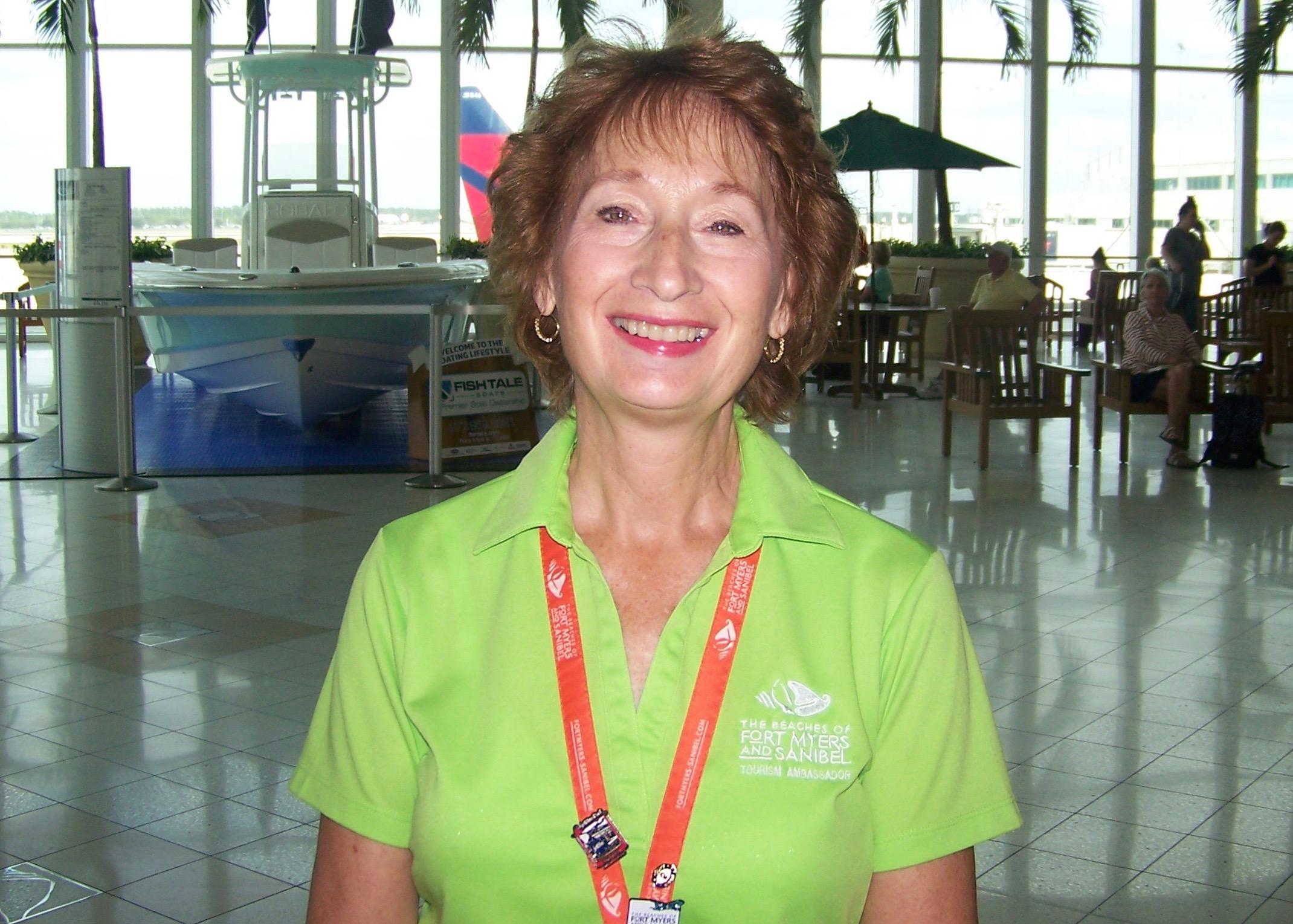 Volunteer - Valerie Lindner
