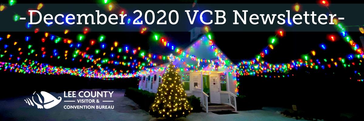 December 2020 VCB Newsletter