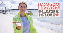 Samantha Brown Places to Love