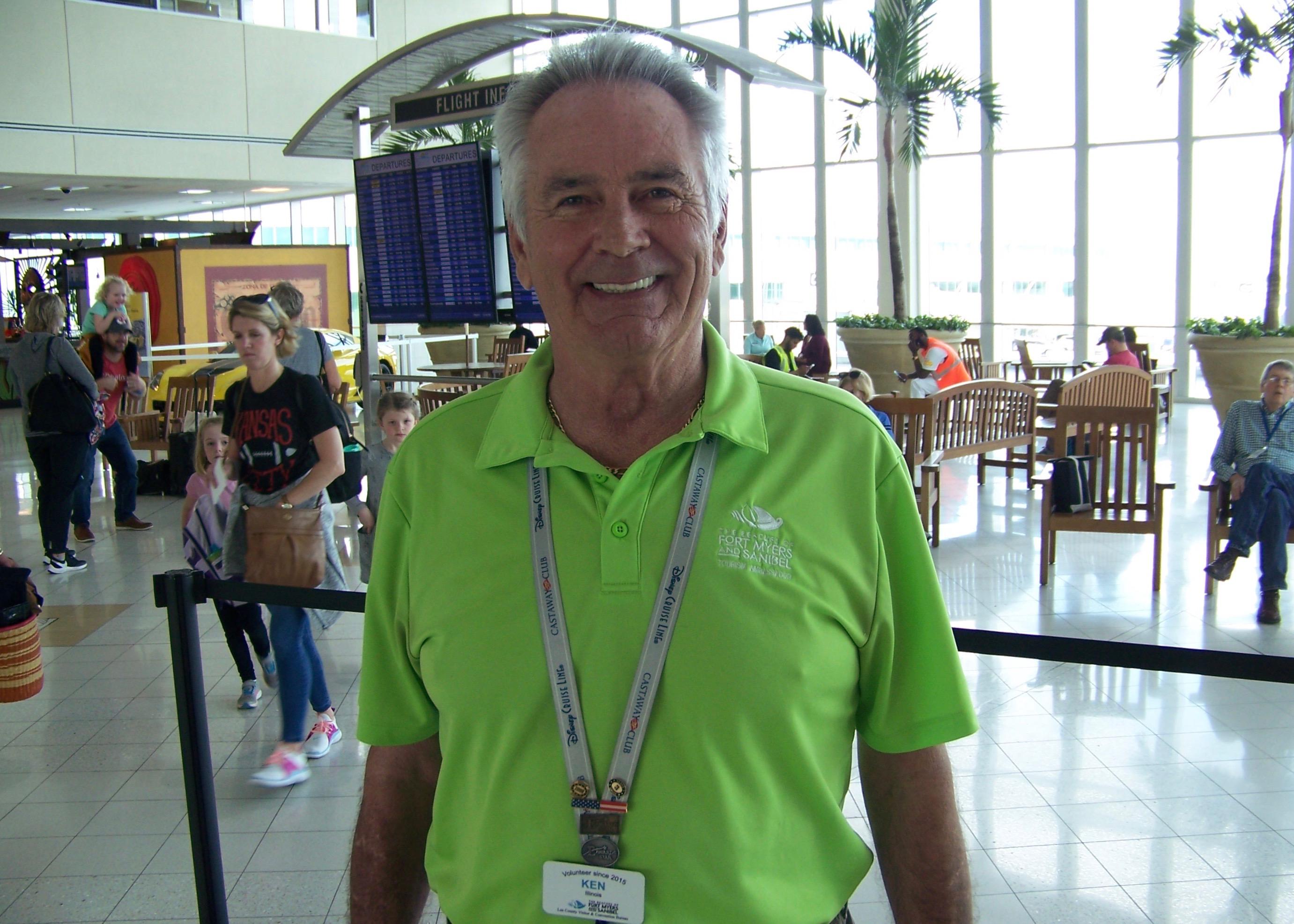 Volunteer - Ken Lewan