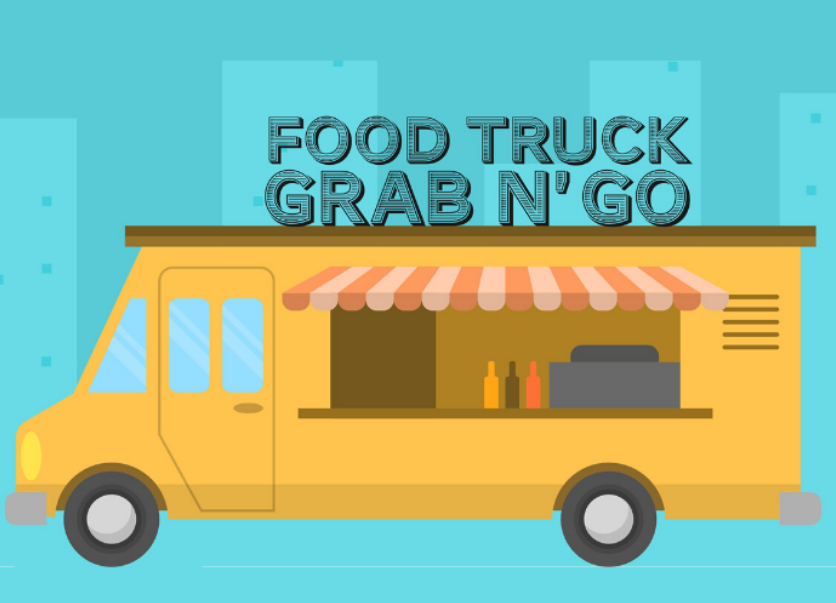 Food truck grab 'n go